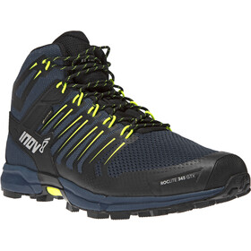 inov-8 Roclite 345 GTX Chaussures Homme, navy/yellow